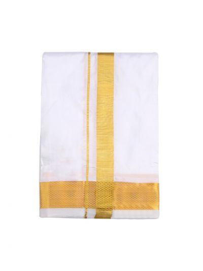 Vivaha Fancy Border Silk Dhoti - ODB2864991