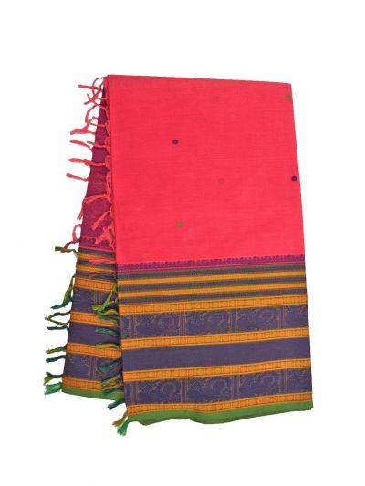Kovai Cotton Saree - MID6078470