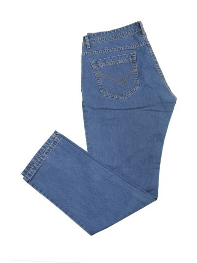 ZF Men's Denim Trouser - MHA1210198