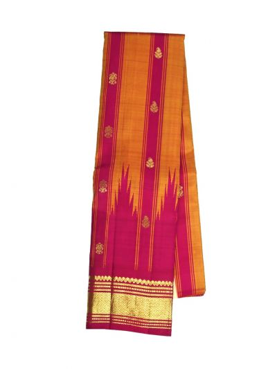 Traditional Silk Saree - NGB0820062