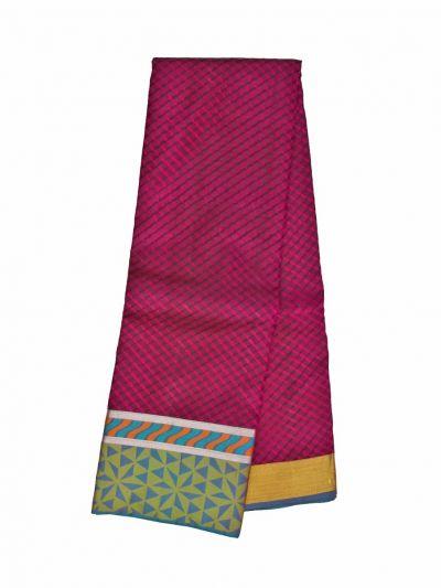 Traditional Silk Saree - NJD1325807