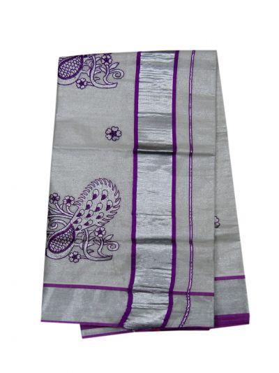 Women's Kerala Traditional Saree - EKM - NIA5809651