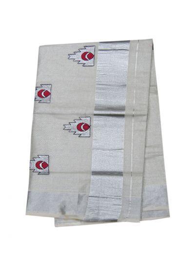 Women's Kerala Traditional Saree - EKM - NLA4931535