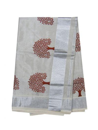 Women's Kerala Traditional Saree - EKM - NLA5617015