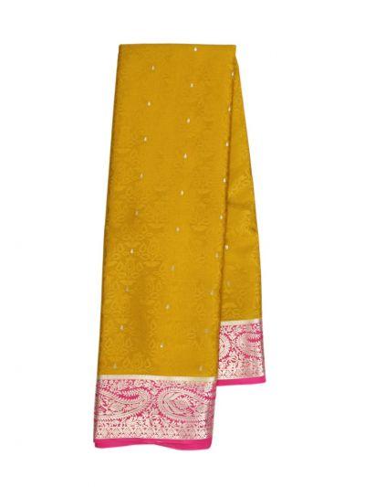 Mysore Silk Saree - ODA2290559