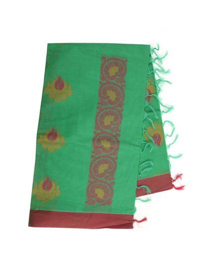 Kovai Cotton Saree  - NKD3882701