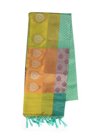 Chanderi Cotton Saree - NLD6137904