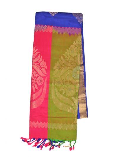 Soft Silk Saree - OAC1528884
