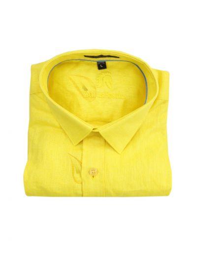 Zulus Festin Men's Readymade Formal Linen Shirt