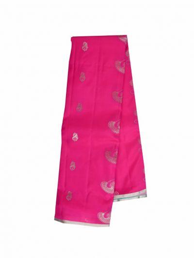 Soft Silk Saree - OAA0327909