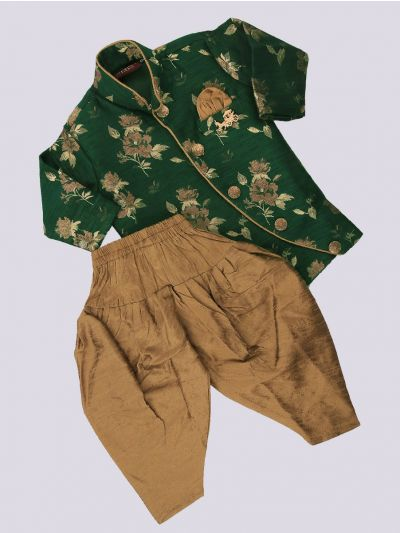 Infants Boys Readymade Dhoti Set - MFB4369112