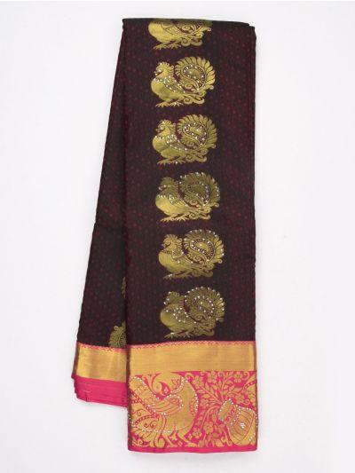 MGC0067784-Bairavi Gift Art Stonework Silk Saree