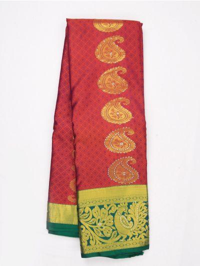 MHD2368272-Bairavi Gift Stonework Art Silk Saree