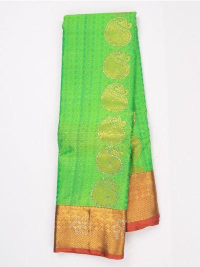 MHD2368294-Bairavi Gift Stonework Art Silk Saree