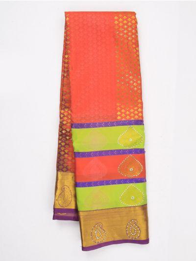 MIC4404384-Bairavi Gift Stonework Art Silk Saree