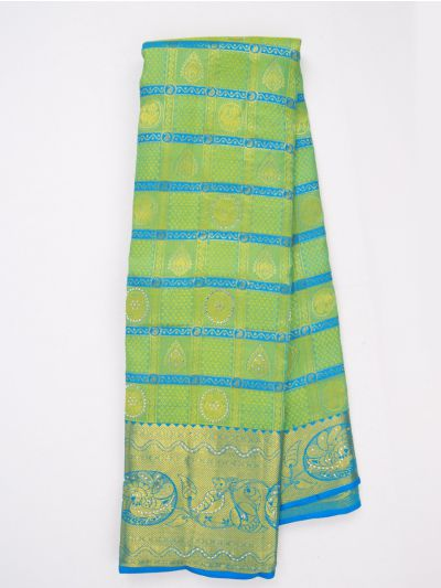 MJA6852298-Vivaha Wedding Stonework Silk Saree