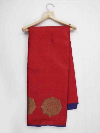 MIB3200953-Kyathi Fancy Thaju weaving Saree
