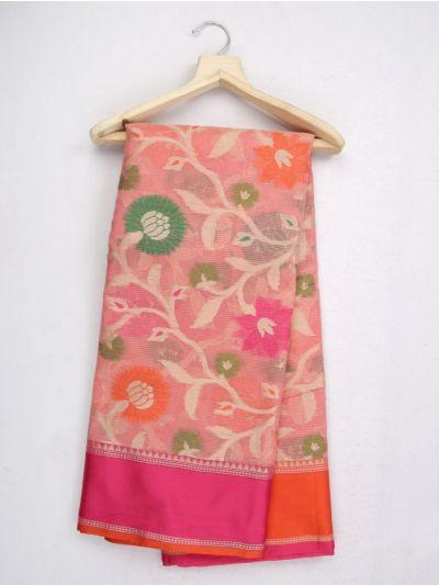 Kathana Fancy Manipuri Weaving Saree - MKB9153447
