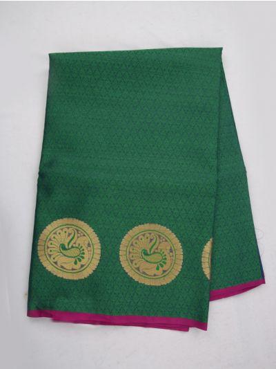 MJC7461181-Kyathi Fancy Thaju weaving Saree