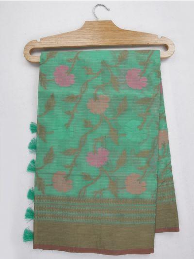 Kathana Fancy Manipuri Weaving Saree - MJA6709610