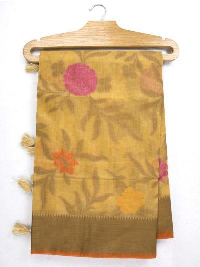 Kathana Fancy Manipuri Weaving Saree - MJA6709651