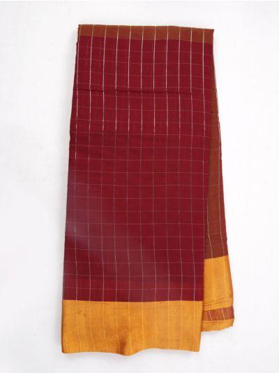 Chamelli Fancy Cotton Saree - MKC9579513