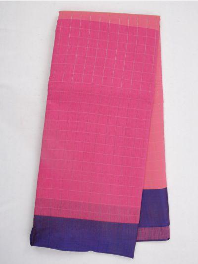 Chamelli Fancy Cotton Saree - MKC9579273