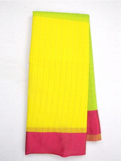 Chamelli Fancy Cotton Saree - MKC9579494