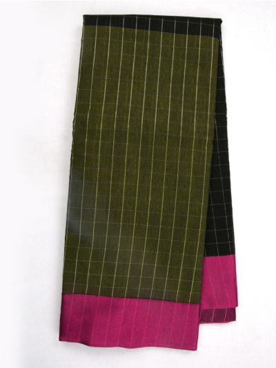 Chamelli Fancy Cotton Saree - MKC9579229