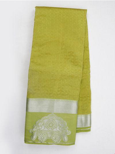 Fancy Semi Jute Saree - MKB9138034