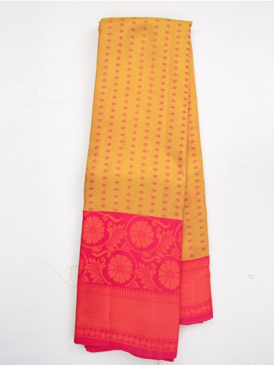 MJB7156220-Uppada Traditional Silk Saree