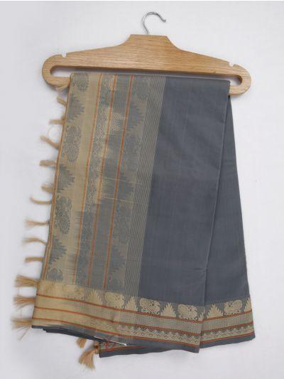 Chamelli Arani Silk Cotton Saree - MJA6959891