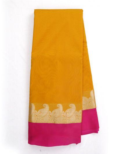 Chamelli Fancy Silk Cotton Saree - MJC7738906