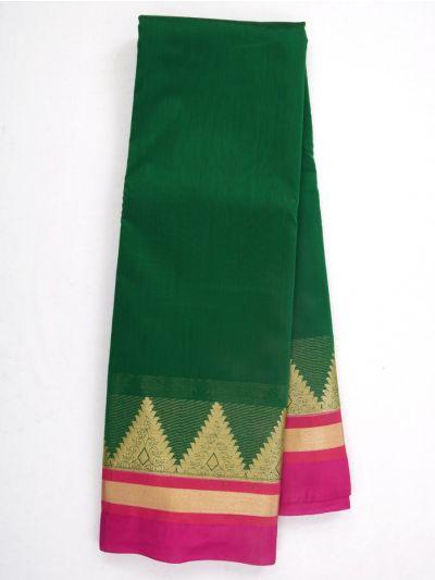 Chamelli Fancy Silk Cotton Saree - MJC7738911