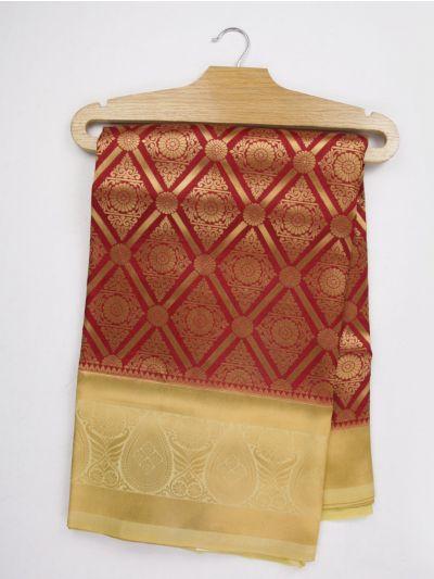 MJD8349205-Kathana Fancy Semi Banarasi Saree