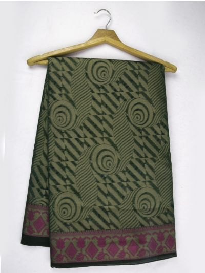 MJB7200358-Jalathi Manipuri Rasam Weaving Saree