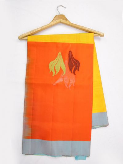 MGB9489615-Kanmanie Soft Silk Saree