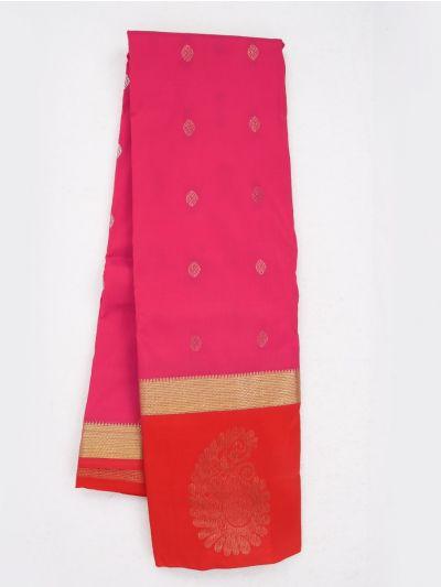 Bairavi Traditional Gift Art Silk Saree - MJD8374691