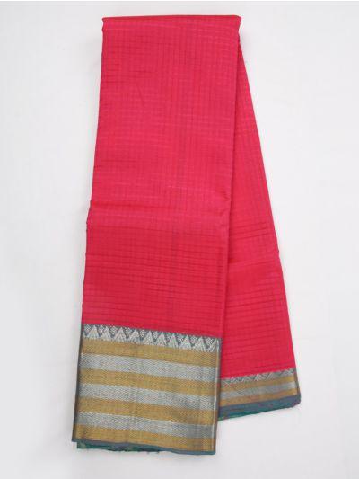Chamelli Exclusive Mangalagiri Silk Cotton Saree - MJA6623094