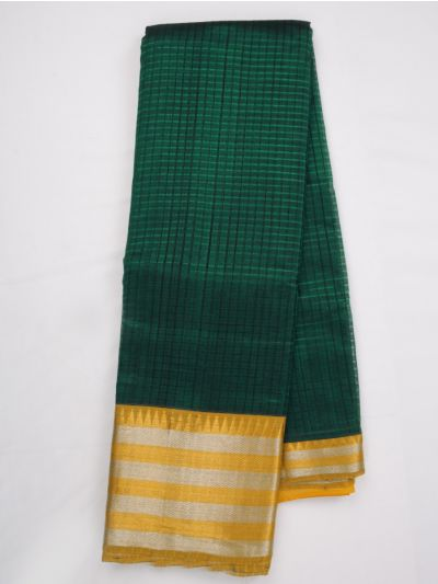 Chamelli Exclusive Mangalagiri Silk Cotton Saree - MJA6623096