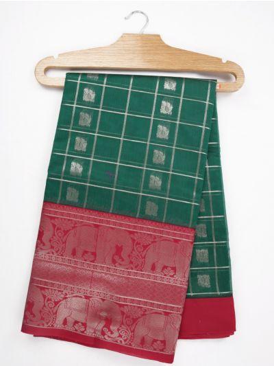 Chamelli Exclusive Kota Silk Cotton Saree - MJA6869970