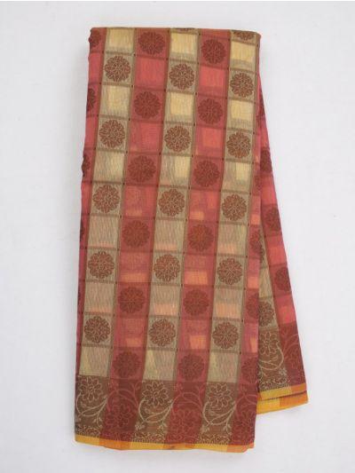 Kathana Fancy Manipuri Weaving Saree - MKB9153421