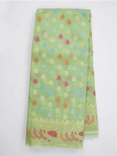 Kathana Fancy Manipuri Weaving Saree - MKB9153471