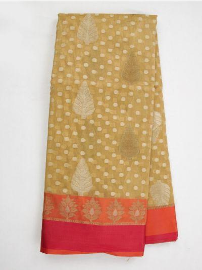 Kathana Fancy Manipuri Weaving Saree - MKB9153480