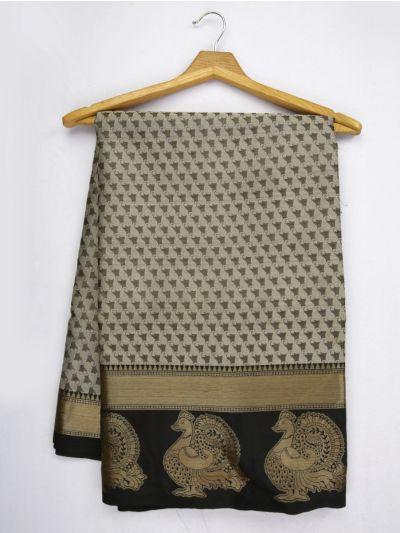 MJC7609304-Kathana Fancy Thanjuie Weaving Saree