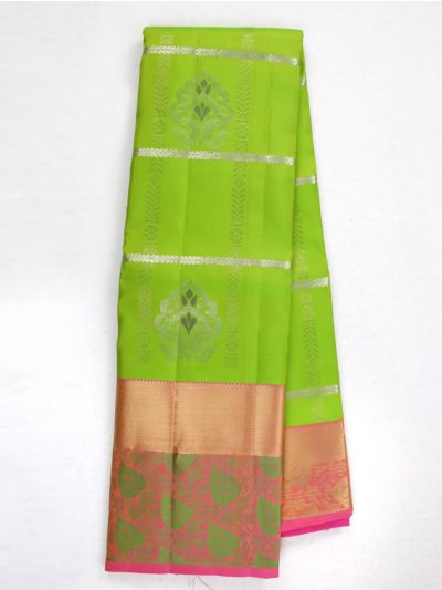 MKC9538125-Soft Silk Saree