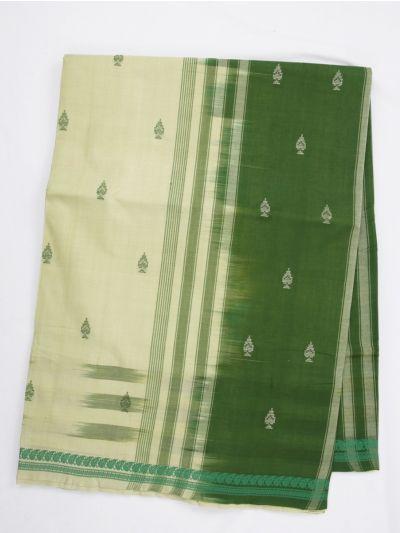 Chamelli Exclusive Handloom Cotton Saree - MJC7745638
