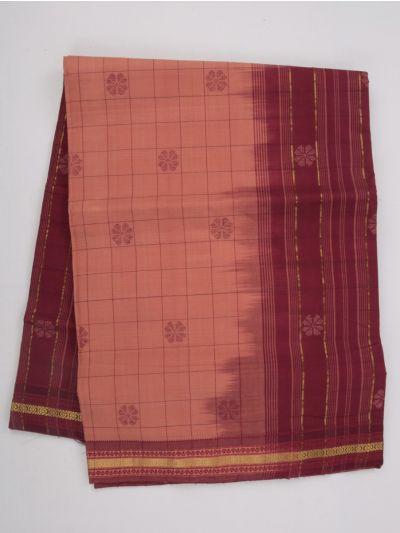 Chamelli Exclusive Handloom Cotton Saree - MJC7745644