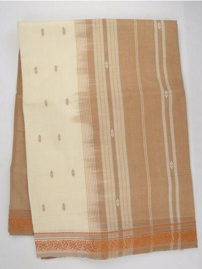 Chamelli Exclusive Handloom Cotton Saree - MJC7745646