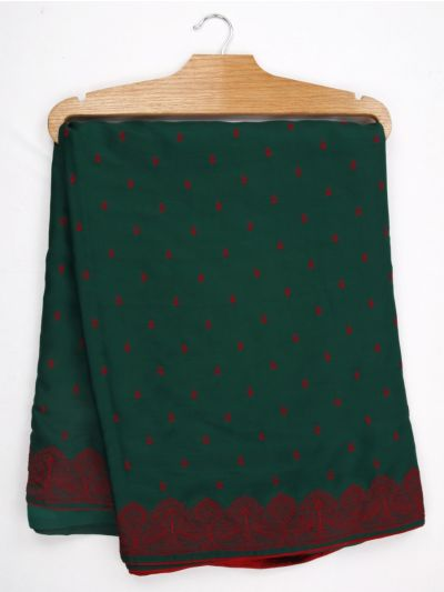 MID5265350-Kyathi Tussar Silk Ration Embroidery Saree